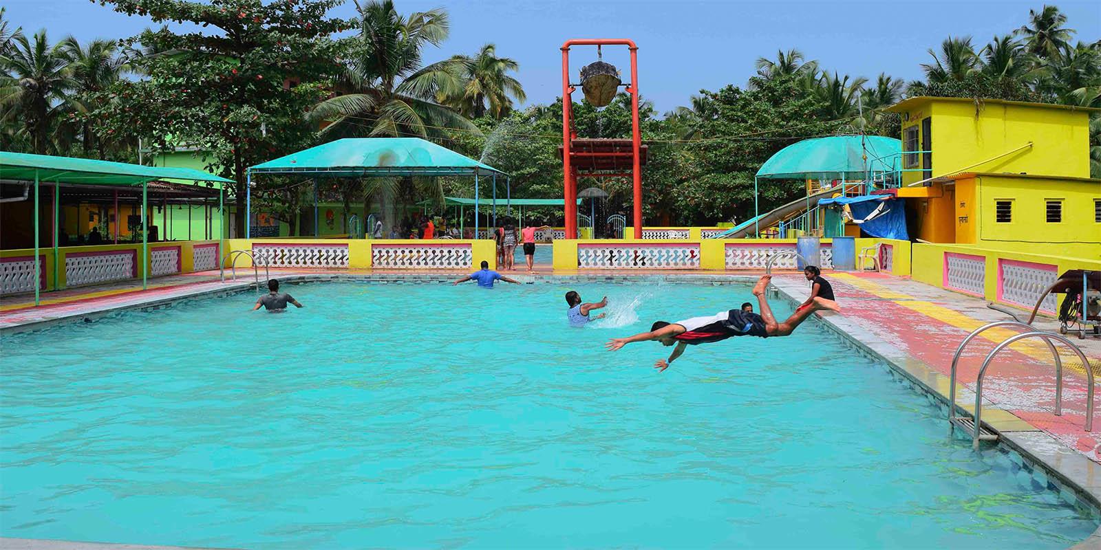 Arnala Beach Resort Virar Entry Fees
